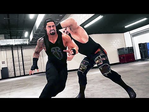 WWE 2K18 Bande Annonce de Gameplay (2017) PS4 / Xbox - YouTube