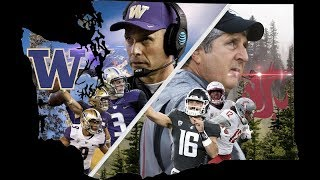 The Apple Cup | Washington State Cougars vs Washington Huskies 2018 Pump Up ??