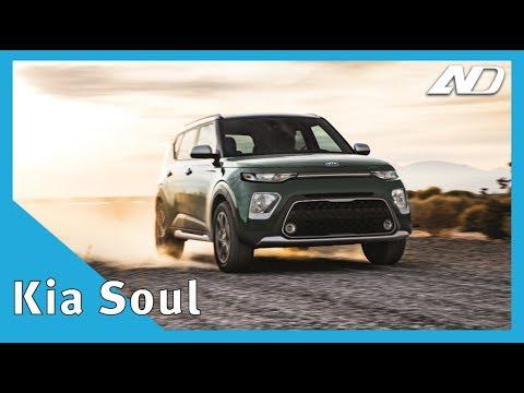Kia Soul 2020 - Controvertida pero propositiva - #LAAS18