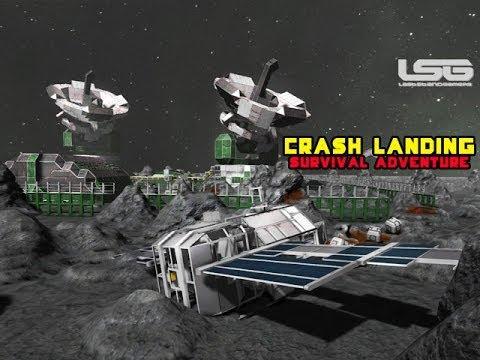 moon base space engineers - photo #35