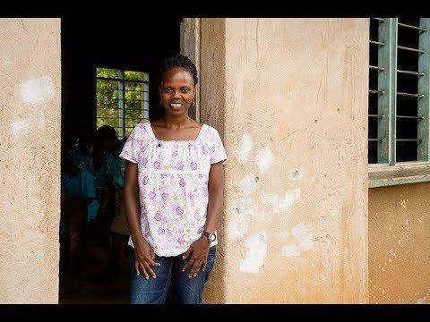 Life after child sponsorship: meet Hellen