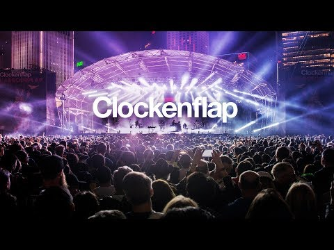 Clockenflap 2017 Highlights