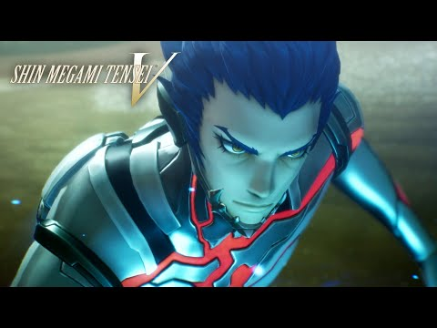 Shin Megami Tensei V ? Story-Trailer (Nintendo Switch)