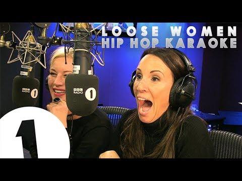 Loose Women sing