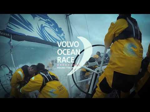 Garmin ist offizieller Ausrüster der Volvo Ocean Race