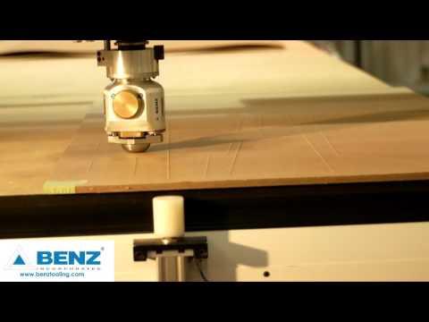 BENZ Reciprocating Cutting Knife - 33G24CD