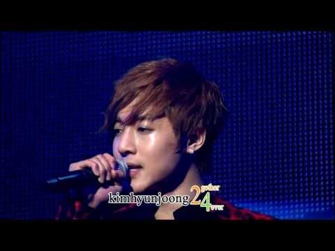 120121 KimHyunJoong fancam-I'm your man(나는 네 남자야)@fanmtng
