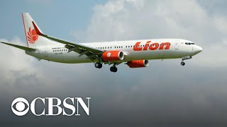 FBI joins 737 Max investigation as new details emerge about 2018 Lion Air crash