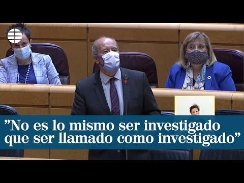"""Campo sobre la imputación de Podemos: """"Es distinto ser investigado que ser llamado como investigado"""""""