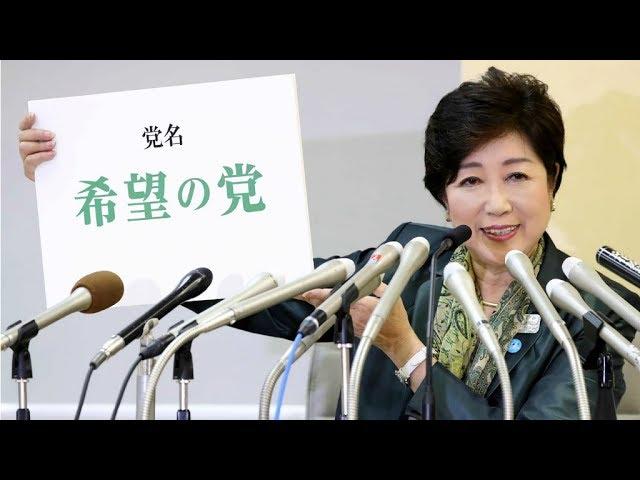日本缺乏這股力量 小池百合子承諾走中間路線