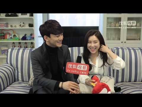 (ENG SUB) 140214 Sohu Interview Chen & Zhang Liyin