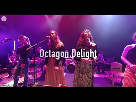 Octagon Delight - Jazz Nite - Live At The SPACE Theatre - 15/02/19