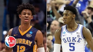 Ja Morant vs. RJ Barrett: Who is the better player? | 2019 NBA Draft Preview