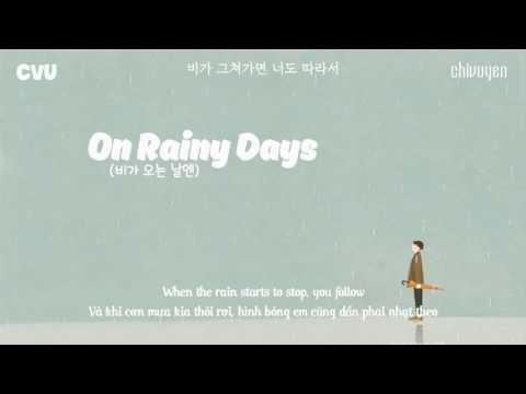 [Vietsub + Engsub + Hangul] BEAST - On Rainy Days (비가 오는 날엔)