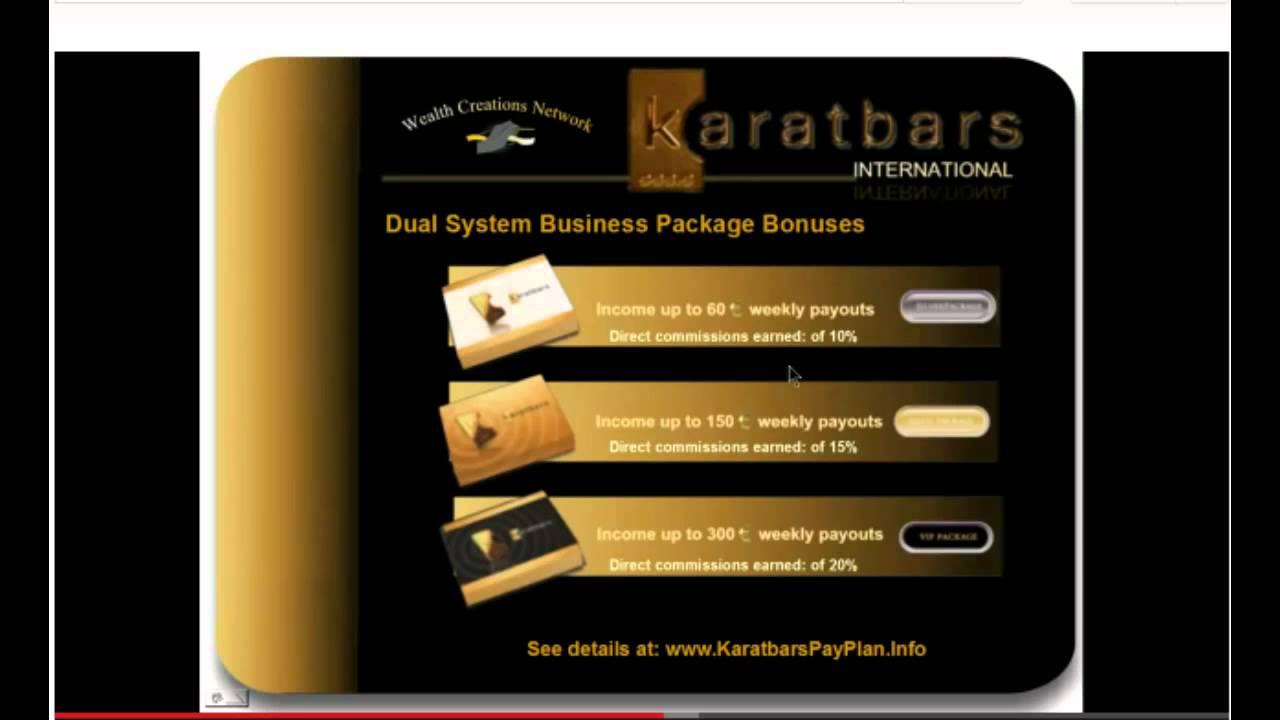 Karatbars International Review: Gold and recruitment