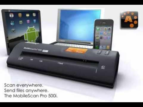 MobileScan Pro 500i