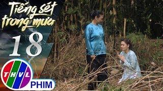 THVL   Tiếng sét trong mưa - Tập 18[5]: Bà Hội hăm dọa vì cho rằng Bình đang ảo tưởng được làm mợ ba
