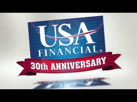 USA Financial Celebrates 30 Years