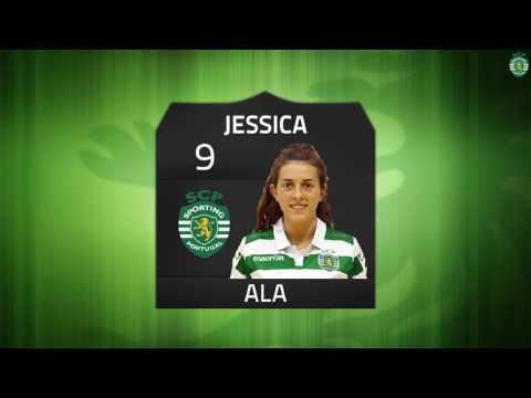 16/17 Resumo/Golos 2ª Fase Jornada 7 - Campeonato Nacional Feminino - Sporting CP 4 x 5 Novasemente