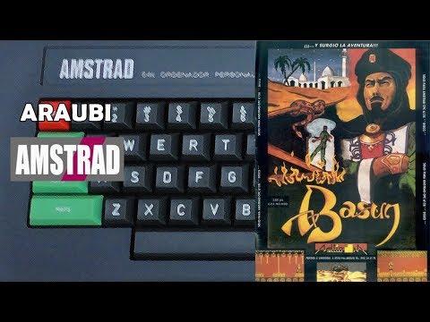 Basun (Multicrom, 1988) Amstrad CPC [004] Walkthrough Comentado con Rob Lucci