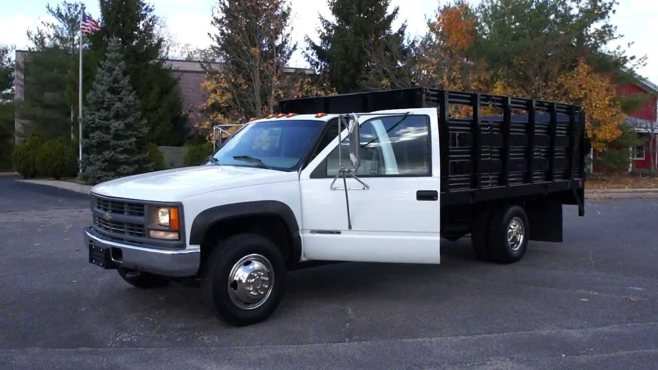 Chevy 3500 Dually For Sale Craigslist - Top Car Updates 2019-2020 by