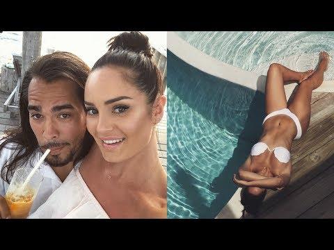 Our Honeymoon in the Maldives // Seba Y Chloe