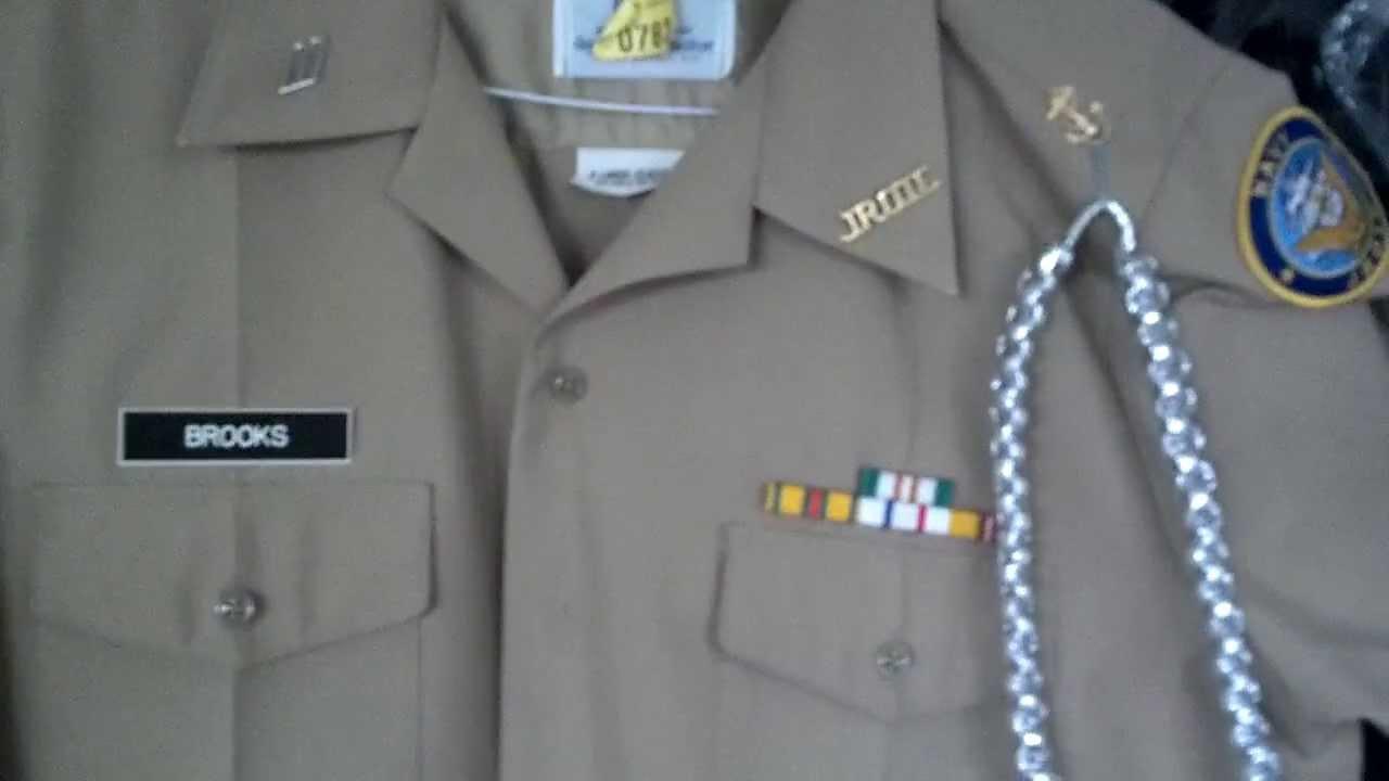 Njrotc Uniform Regulations 121