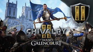 Chivalry 2 welcomes the House Galencourt