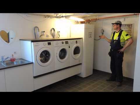 CTC EcoHeat 408 installation