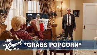 Trump's Impeachment Hearings Begin ON TV