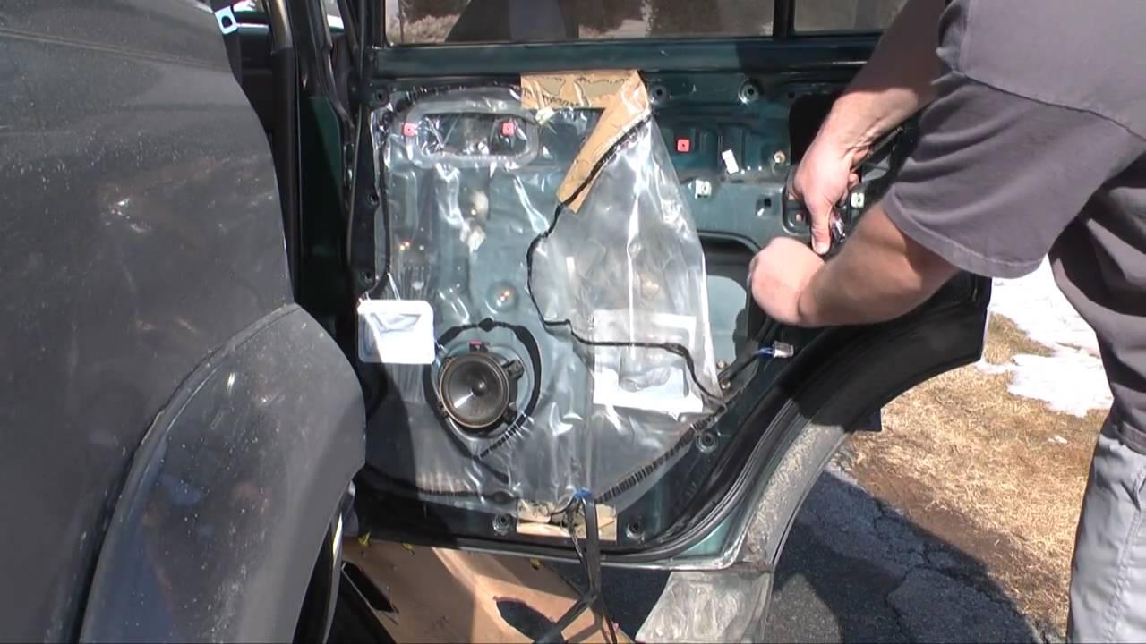 Replacing A Door Lock Actuator On A 97 Lx450 Land