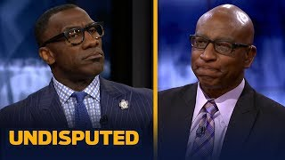 Eric Dickerson talks disappointment in Rams offense, credits Belichick for SBLIII | NFL | UNDISPUTED