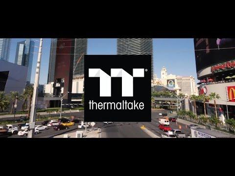 Thermaltake 2017 CES Roundup