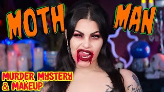 Creature That Terrorized West Virginia - The True Story of Mothman| Mystery & Makeup Bailey Sarian