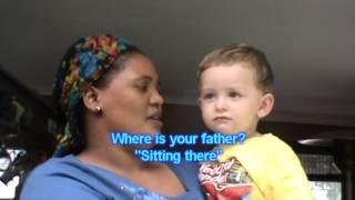AMAZING TODDLER CAN SPEAK AFRICAN LANGUAGE