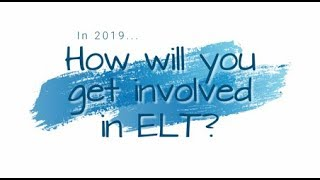 Coming in 2019... ELT Think Tank
