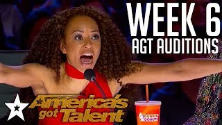 America's Got Talent 2018 Auditions | WEEK 6 | Got Talent Global