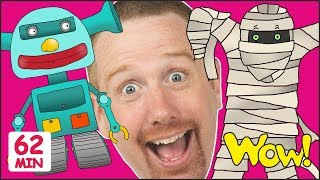 Best Bedtime English Stories for Kids from Steve and Maggie   Magic Wow English TV Speaking
