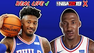 30 Players Hair That Are WRONG In NBA 2K19