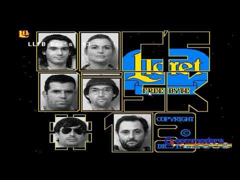 LLFB ( Lloret Free Byte) - Amiga Scene: Doc´s