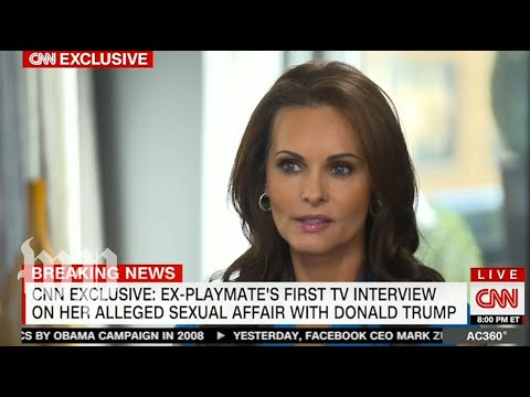 Karen McDougal's emotional CNN interview, annotated