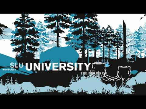 Study at the Swedish University of Agricultural Sciences (SLU)