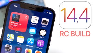 iOS 14.4 RC Released - What's New?