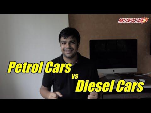 Petrol or diesel car - What to buy? | हिंदी | MotorOctane