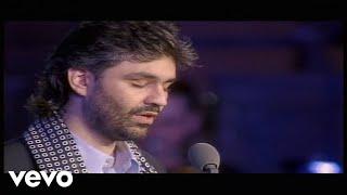Andrea Bocelli - Con Te Partirò - Live From Piazza Dei Cavalieri, Italy / 1997