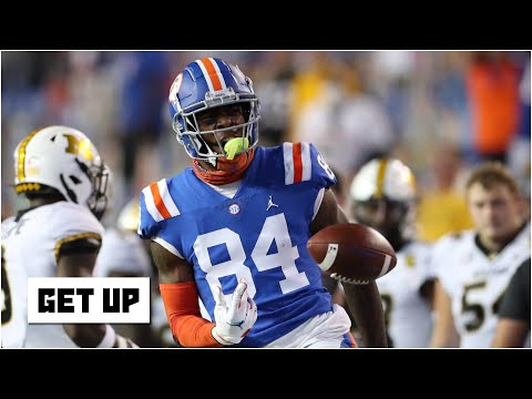 Where will top TE Kyle Pitts be taken in the 2021 NFL Draft? | Get Up