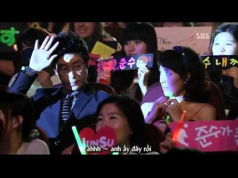 VIETSUB 110806 Junsu cameo in 'Scent of a Woman'   part 1