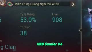 HKB Liên Khúc Cha Cha Nhạc Trẻ - Samler V6 HKB - Đời Là Thế Thôi