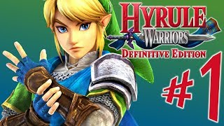 Hyrule Warriors – Parte 1: Link, o Escolhido!! [ Nintendo Switch – Playthrough ]