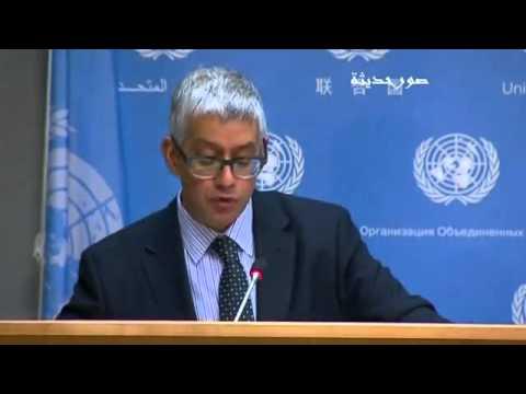 المعارضة السورية تقول إنها لن تشارك في المحادثات إذا انضم لها طرف ثالث